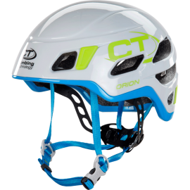 ORION Helmet - size 57-62 cm light grey / blue