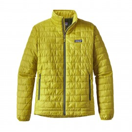 M's Nano Puff Jkt, sprouted green, L