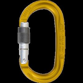 Pillar Pro SG (screw gate), yellow