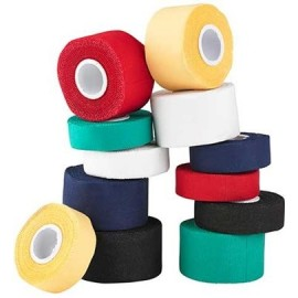 FINGER SUPPORT TAPE rot | 3,8cm | 10m