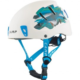 ARMOUR, 50-57 cm - White / Light blue