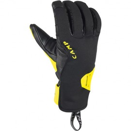 GEKO ICE, S - Black / Fluo yellow
