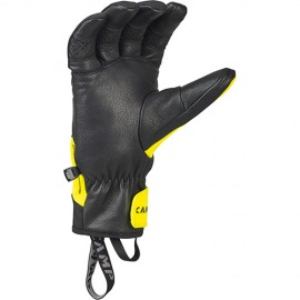 GEKO ICE, M - Black / Fluo yellow