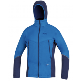 ALPHA jacket 3.0 blue/indigo, S
