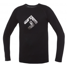 FURRY 1.0 black (logo), L