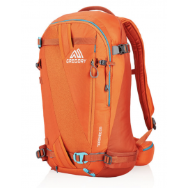 TARGHEE 26, SUNSET ORANGE