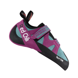 FUSION LADY VCR, turquoise-purple, 3