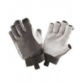 Work Glove Open II, titan (073), L