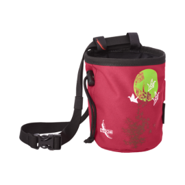 Chalk Bag Beta, cherry (039)