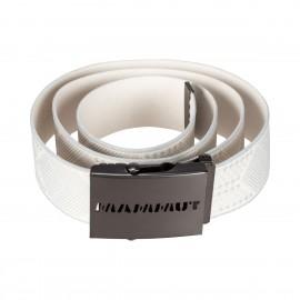 Mammut Logo Belt, bright white-highway