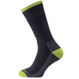 Merino Trek, Anthracite Marl / Willow, 47+