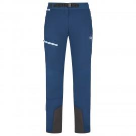 Alpine Guide Softshell Pant W, Opal/Celestial Blue, M