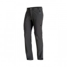 Runbold Zip Off Pants, Men, graphite, 56