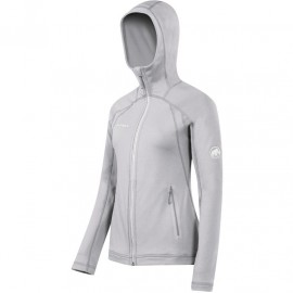 Nova Jacke Women, grey melange / XL