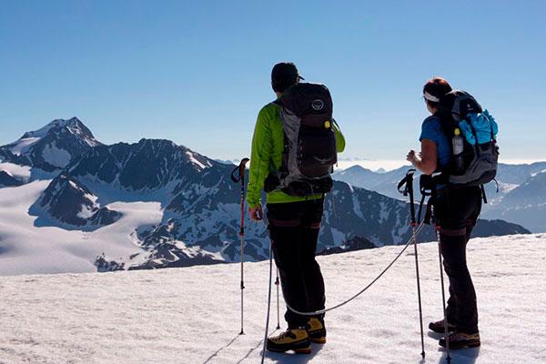 Alpin Guide - Bergführer im Ötztal